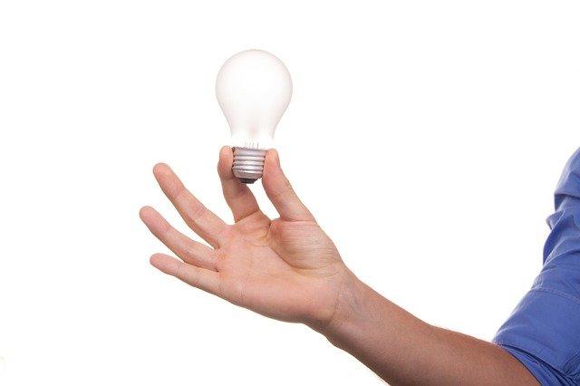 žárovka hruška