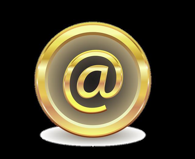 e mail zpráva