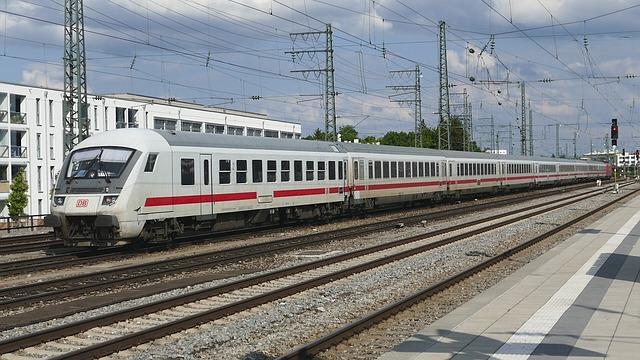 rychlý vlak