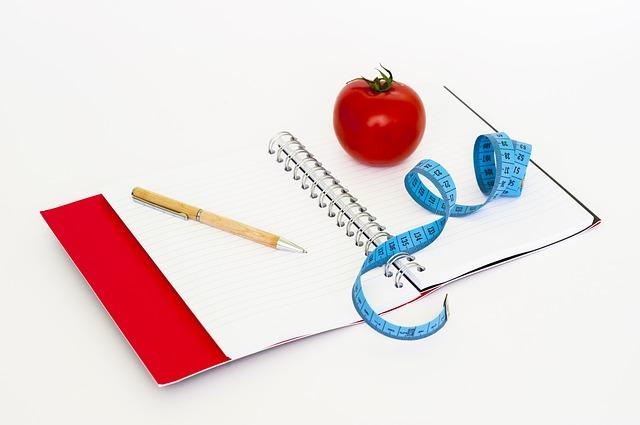 Zapisování si do deníčku