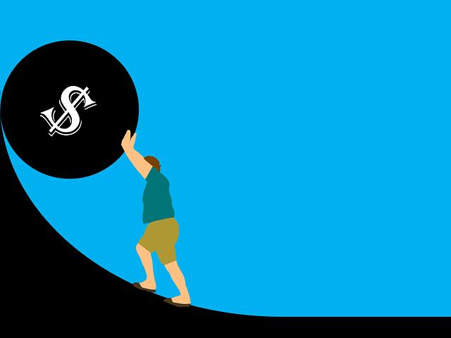 nenechat se dluhy převálcovat