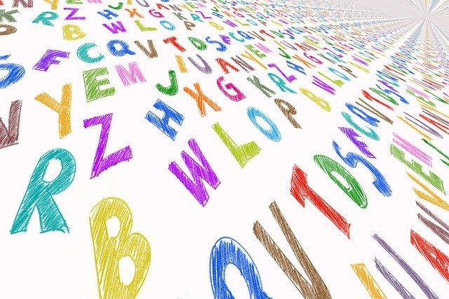 Rozsypaná abeceda